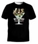Moetini Night Three Stooges T-Shirt
