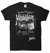 Moonshine Smoky Mountain T-Shirt