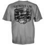 Moonshiners Four Fights to a Pint T-Shirt