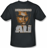 Muhammad Ali Angry Orange T-Shirt