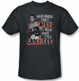Muhammad Ali Can't Hit T-Shirt