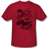 Muhammad Ali Hard to be Humble T-Shirt