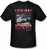 Muhammad Ali Not Bragging T-Shirt