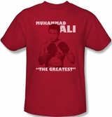 Muhammad Ali Ready To Fight T-Shirt