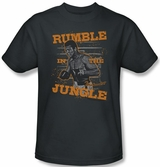 Muhammad Ali Ready to Rumble T-Shirt