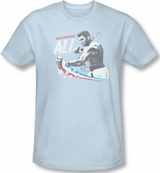 Muhammad Ali Star Punch T-Shirt