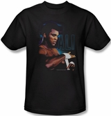 Muhammad Ali Taping Up T-Shirt