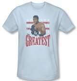 Muhammad Ali The Greatest T-Shirt