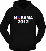 Nobama Obama 2012 Hoodies