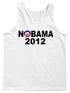 Nobama Obama 2012 Men's Tank Top