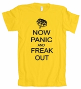 Now Panic and Freak American Apparel T-Shirt
