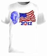Obama 2012 Election T-Shirt