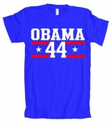 Obama 44 American Apparel T-Shirt