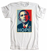 Obama Hope 2012 American Apparel T-Shirt