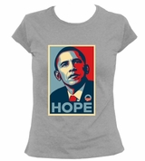 Obama Hope 2012 Women's T-Shirt