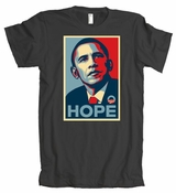 Obama Hope American Apparel T-Shirt