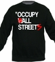 Occupy All Streets Crew Neck Sweatshirt Sweater