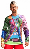 PhotoRealistic Party Suit T-Shirt