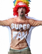 PhotoRealistic Super Fan T-Shirt