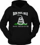Ron Paul 2012 Dont Tread on Me Hoodie