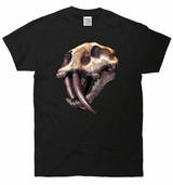 SABERTOOTHED TIGER 3d T-Shirt