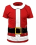 Santa Claus Suit Costume T-Shirt
