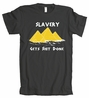 Slavery Gets Shit Done Pyramids American Apparel T-Shirt