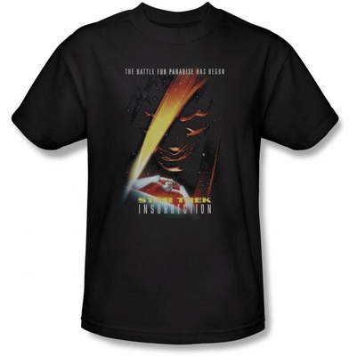 Star Trek Insurrection Movie T-Shirt