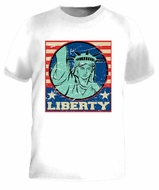 Statue of Liberty Vintage T-Shirt