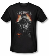 Superman Man of Steel Zod Kneel T-Shirt