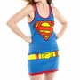 Superman Super Girl Costume Juniors Tank Dress