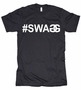 Swag #Swag American Apparel T-Shirt