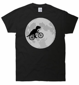 T-Rex To The Moon T-Shirt