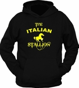 THE Italian Stallion Hoodie Sweater