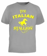 THE Italian Stallion Tee T-Shirt