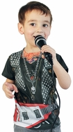 Toddler Rockstar Costume T-Shirt