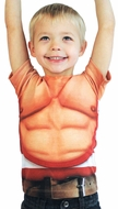Toddler Strongman Costume T-Shirt