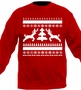 Ugly Christmas Sweater Crewneck