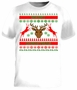 Ugly Merry Christmas Sweater T-Shirt
