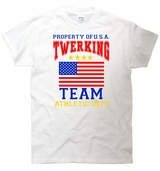 USA Twerking Team T-Shirt