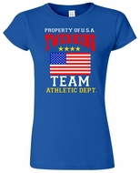 USA Twerking Team Women's Junior Fit T-Shirt