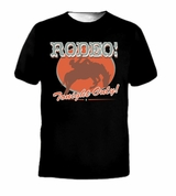 Vintage Rodeo Tonight Only Horse T-Shirt