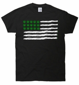Weed American Flag T-Shirt