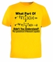 What part of Riemann's Didn't You Understand? T-Shirt