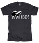 WWHBD? Honey Badger American Apparel T-shirt