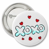 XOXO Love Button