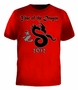 Year of the Dragon 2012 Logo T-Shirt
