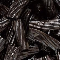 Austrailian Black Licorice - One Pound