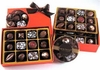 Chocolate Moderne Mixed Celebre Artisanal Collection - 12 Pieces