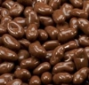 Milk Chocolate Covered Raisins - One Pound